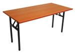 Budget Steel Frame Folding Table