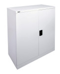 Life Heavy Duty Counter High Stationery Cupboard - Assembled