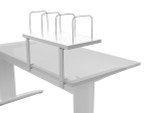 Mod Desk Shelf - White