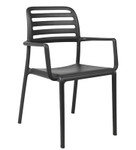 Costa Outdoor Seating - Cafe Seating Arm Chair