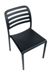 Costa Outdoor Cafe Chair - Italian Design