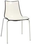 Zebra Stacking Breakout Chair