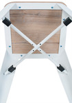 Cognac Breakout Area / Cafe Stool - 450mm Height