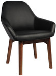 Bronte Tub Chair - Timber Leg