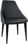 Stockholm Metal Visitor Chair - 4 Leg