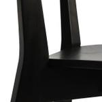 Rialto Modern Timber Bar Height Stool