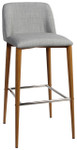Clovelly Metal Bar Stool
