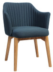 Coogee Arm Chair - Timber Leg