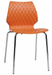 Uni Education / Training Room Chairs - Metal Leg