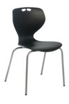 Mata 4 Leg Visitor / Breakout Area Chair - Stackable