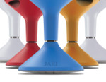 Jari Active Stool - Ergonomic Hour Glass Shape