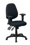 Pump Task Chair - Black
