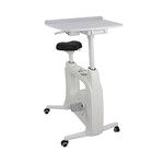 Spin Office Desk Exercise Bike