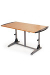 Total Gas Lift Manual Height Adjustable / Sit Stand Desk