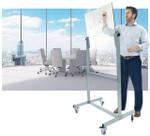 Space Modern Mobile Frameless Glassboard