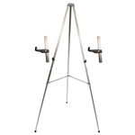 Height Adjustable Mobile Easel Tripod - Accepts up to 900mm x 900mm Board
