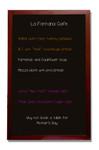 Blackboard - Timber A Frame