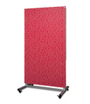 ELEMENT Architectural Mobile Stand for Glassboards and Pinboards