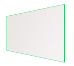 EDGE LX7000 Architectural Coloured Framed Dry Erase Magnetic Whiteboards