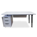 Breeze Designer Executive Office Desk
