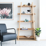 CN Industrial Open Shelves Bookshelf