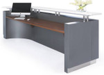 Executive C-Shape Reception Counter Desks