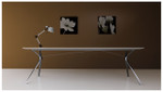 Forza Executive Office Desk For One Person