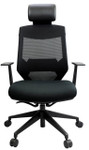 Vogue High Back Executive Office Chair - Nylon Base