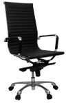 Aero High / Back Boardroom Chair - PU Padded