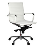 Aero High / Back Boardroom Chair - PU Padded