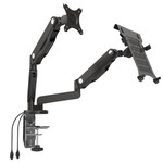 Laptop Holder – Mountable on Motion Monitor Arms
