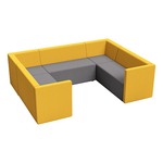 Flix Standard Huddle Seating - Collaborative Furniture