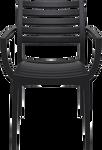 Artemis Outdoor Armchair - Stackable