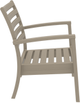 Artemis XL Outdoor Lounge Armchair - Stackable