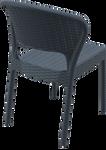 Daytona Outdoor Cafe Chair - Stackable
