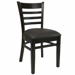 Florence Restaurant Chair - Vinyl Seat