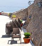 Ibiza Outdoor Stacking Arm Chair