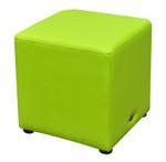 Ottoman - Vinyl Cube - 5 Colours