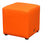 Ottoman - Vinyl Cube - 6 Colours