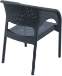 Panama Outdoor Hospitality Armchair - Stackable