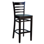 Florence Commercial Bar Stool - Timber Seat