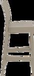 Maya Outdoor Bar stools - Stackable - 4 Colours