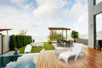 Fiji Sun Lounger - Stackable