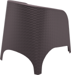 Aruba Outdoor Tub Chair - Stackable