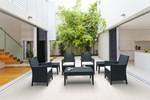 California Outdoor Tub Chair - Cafe, Restaurants, Pubs