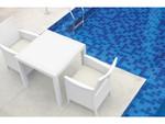 California Tub Chair Cushion - Beige