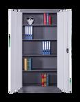 GP Steel Swing Doors Stationery Cupboard