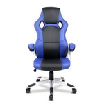 Artiss PU Leather Padded Office Desk Computer Chair