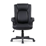 Artiss PU Leather Office Chair - Black