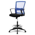 Henry Office Chair Veer Drafting Stool Mesh Chairs Black Standing Chair Stool